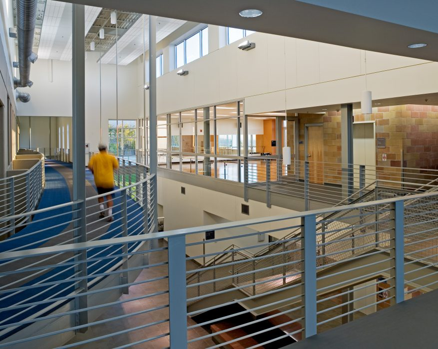 Sports + Recreation & Wellness Centers Architecture