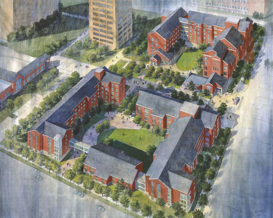 Campus Park Apartments Greeley