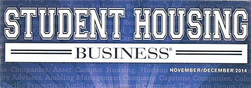 2013 May/June Student Housing Business Magazine