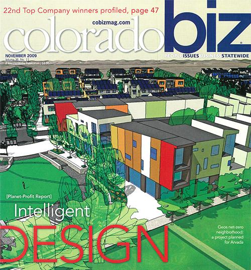 Colorado Sustainable Design Awards 2009