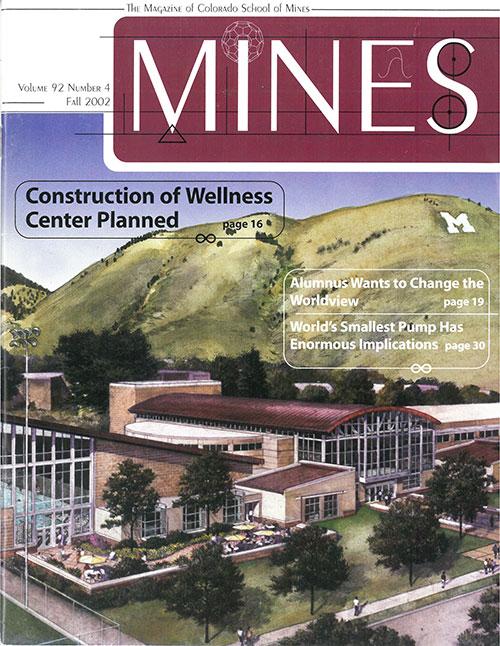Colorado School of Mines, The Magazine of the Colorado School of Mines