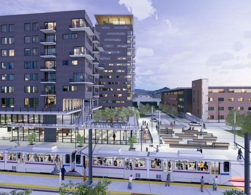 Transit-Oriented Developments